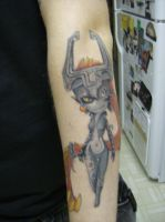 Midna Tattoo by Vermin-Star