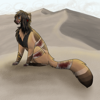 Dune by Nix-Sil