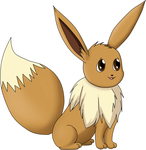 Lil'Eevee by alexbrowningpx