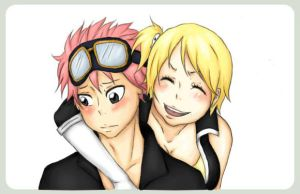 NaLu #3- edolas version by Sarara-chan