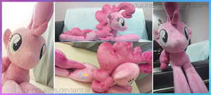 [Commission] Life Sized Pinkie Pie by Bendykins
