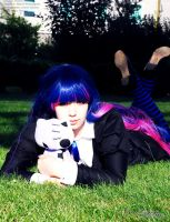 PSwGB . Anarchy Stocking . by Manon-Blutsanguen