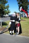 Manifest: Crone and Maka by SnickyRev