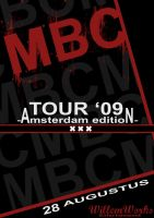 MBC Tour '09 a'dam edition by WillemWorks