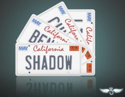 Cali Plate 2 by Shadowx04