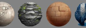 Material Studies I by worksofheart