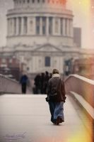 millenium bridge by AlexGutkin