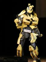 BumbleBee Transformers cosplay by KaitoEinsam