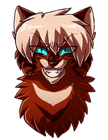 Hawkfrost by Klaracrystalpaws