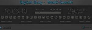 Stylish Gray -  Multi Search by WwGallery