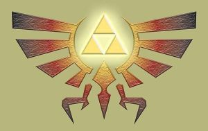 triforce by metawind