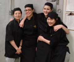 Newlands Pastry Girls by fancyfish