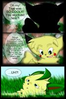 Pokemon Mystery Dungeon Gates To Infinity Page 4 by Zander-The-Artist