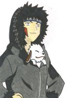 Kiba Inuzuka by animefreak4real