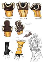 Sniper Cosplay Sheet Page 1 by TheClintHennesy