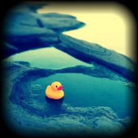Just keep swimming.. by Beccaxz