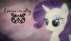 Rarity! [Generosity] *Wallpaper* by RubytheCat12