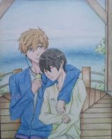 MakoHaru. by ADFlowright