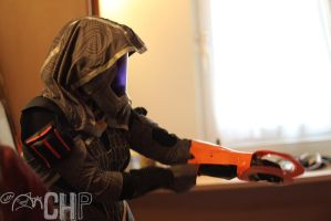 Preparation by D2SCosplay