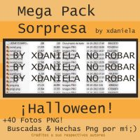Super pack halloween png parte 1 by xDaniela