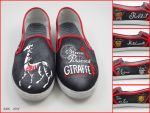 Steam Powered Giraffe Shoes by PsychoticVoices