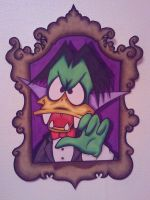 Count Duckula by oPyknic