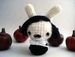 Edgar A. Poe Moon Bun by MoonYen