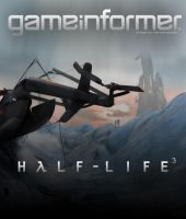 Half-Life 3 Game Informer Cover #2 by Naimvb