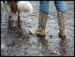 Wellies. by ElectedTheRejected