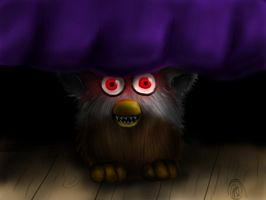 Furby Loves You by pie-lord