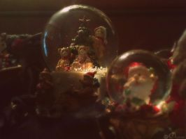 Christmas in a ball by Despina2108