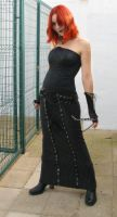 Bondage skirt by Esther-Sanz