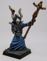 MORDHEIM Warlock by FraterSINISTER