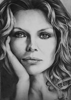 Michelle Pfeiffer by CristinaC75