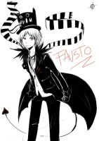 Fausto is here!~ by BlackHerz