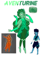 FUSION CALL #2 - Aventurine by Royal8Gold