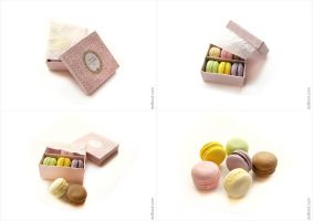 Les Macarons by allim-lip