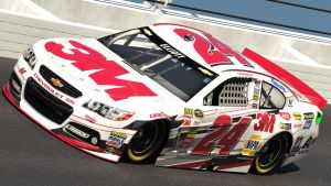 2016 Chase Elliott 3M Chevy Concept by Driggers