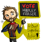 VOTE Hadley Fraser in the What's On Stage Awards by pepe-chaan