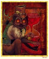 Steampunk Monkeys of Oz by AngelaRizza