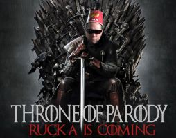 Throne of Parodies by Mikeoeagle