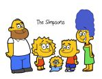 The Simpsons by Cookie-Lovey