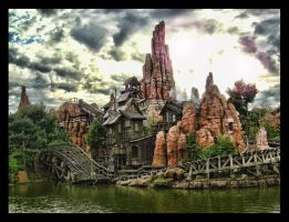 Rivers of the Far West by ArtClem