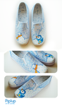 Piplup Shoes by Ryushay