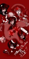 Merry Christmas 2014 by Eins-to-Erin