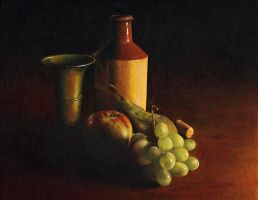 Still Life by Xeophex