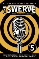 The Swerve - Where Poetry and Jazz Combine by luvataciousskull
