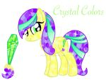 Crystal Colors by CatScratch57