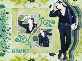 GACKT forEVER by IttyBittyVic