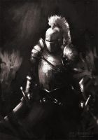 Dark Souls Dude 2 by Nero-tbs